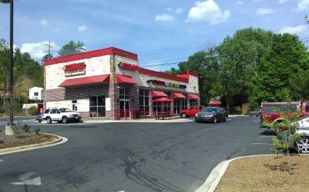 Cookout: 1409 East Main St., Sylva, NC 28779
