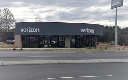 Verizon Wireless: 1642 Freeway Drive, Reidsville, NC 27320
