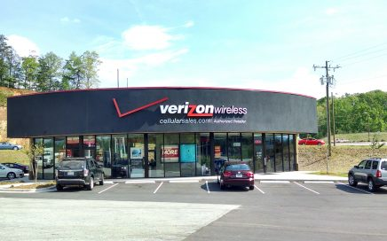 Verizon Wireless: 376 Dowdle Mountain Rd, Franklin, NC 28734