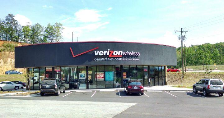 Verizon Wireless: 376 Dowdle Mountain Rd, Franklin, NC 28734