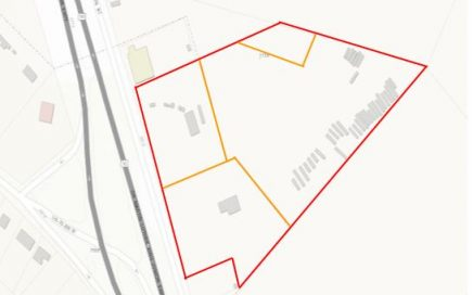 Land Available For Sale/Lease – 3939 McLain St., Goldsboro, NC 27534