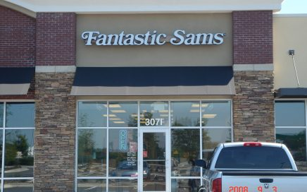 Fantastic Sam's: 307 North Berkeley Blvd, Goldsboro, NC 27534