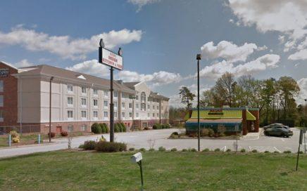 Fast Food Restaurant Building (Former Bojangles): 651 S Regional Rd, Greensboro, NC 27409