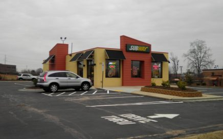 Subway: 2718 South Main St., High Point, NC 27263