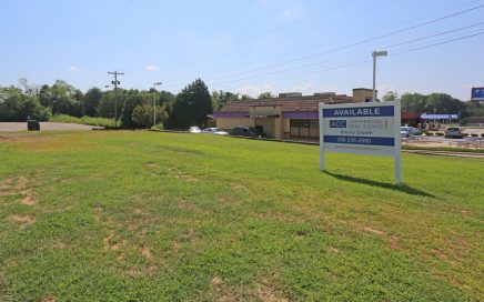 Freeway Drive Reidsville, NC Out-parcel: 1640 Freeway Drive, Reidsville, NC 27320