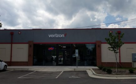 Verizon Wireless: 701 North Broad Street, Brevard, NC 28712