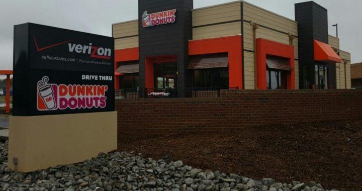 Dunkin Donuts: 4156 NC-49, Harrisburg, NC 28075