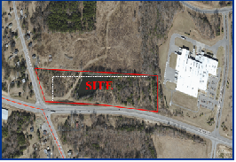 Property at Intersection of Hwy 29 Business (Freeway Drive) & Scales Street, Reidsville, NC 27320