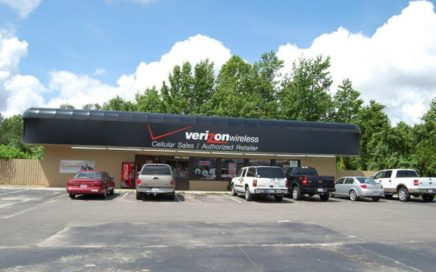 Verizon Wireless Investment Property: 3014 South Horner Boulevard, Sanford, NC 27332