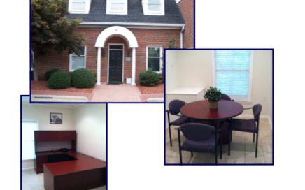 Westgate Office Condo: 1365 Westgate Center Drive, Winston-Salem, NC 27103